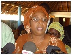 Awa Marie Coll. Seck, ministre de la santé et de l'Action Sociale en visite à Kédougou : « Même s'il y a des difficultés, nous sommes persuadés que les choses vont changer… »
