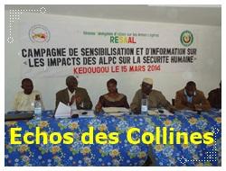 Kédougou : Les acteurs informés sur le Vol de Bétail et la circulation des armes légères(ALPC)