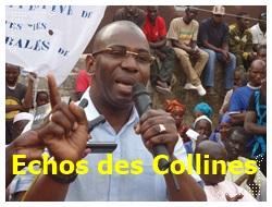 Kédougou : Moustapha Guirassy lance son mouvement politique et vise loin