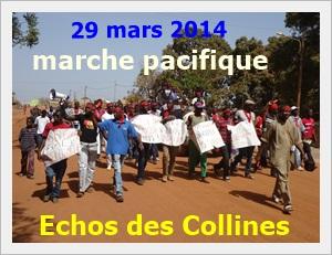 Kédougou marche contre les délestages