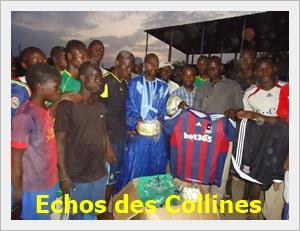 Kédougou : Quand Hadji Cissé galvanise les joueurs de la gazelle