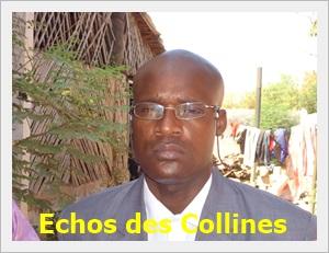 Alioune Diallo, président du tribunal départemental de Kédougou