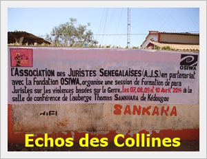 Formation de para juristes à Kédougou