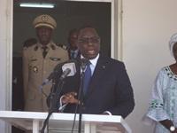 Discours du président Macky Sall à Kédougou ( vidéo)