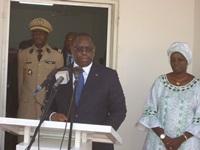 Conseil des ministres décentralisé à Kédougou