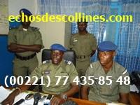 Insécurité Kédougou, la gendarmerie met la main sur 3 individus