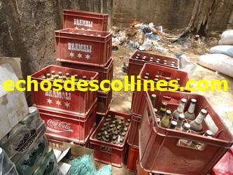 Kédougou : Opération d'assainissement et sécurisation de la région(images)