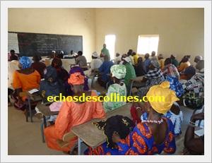 Kédougou : Fonctionnement des collèges