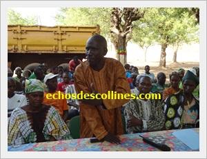 Mamadou Diop,montre sa capacité de mobilisation des militants APR(Vidéo)
