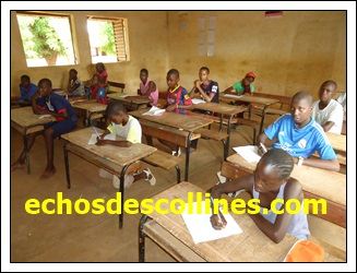 Kédougou Education : 2139  candidats à l'assaut du CFEE blanc