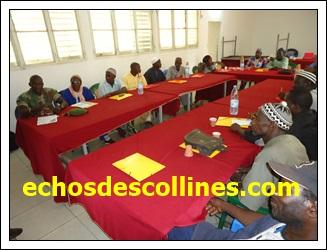Kédougou : Atelier de prévention et de gestion des conflits dans les zones d'orpaillage, l'ong la Lumière tente de décrisper le climat social