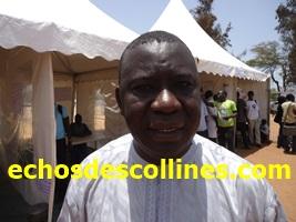 Festival afro pixel 4 :Me Assane Dioma Ndiaye, avocat à la cour exhorte les jeunes défenseurs des droits de l'Homme à la résistance.