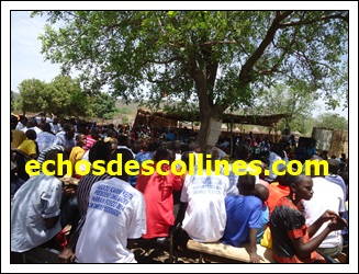 Kédougou : Le Cem Dimboli récompense ses meilleurs élèves