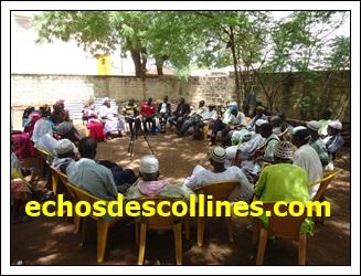 Kédougou : La syndicalisation  des acteurs de l'économie informelle est effective