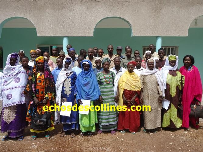 Kédougou : Projet de Gestion Intégrée des Ressources Naturelles du Massif du Fouta Djallon ,les acteurs à la base imprégnés sur son évolution