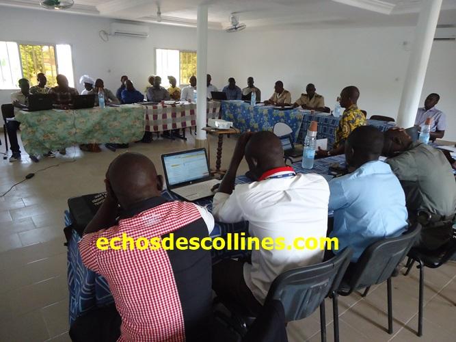 Kédougou : Protection de l'enfant,  le comité départemental procède à l'évaluation de son premier plan d'action.