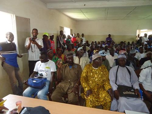 Kédougou: Exploitation minière