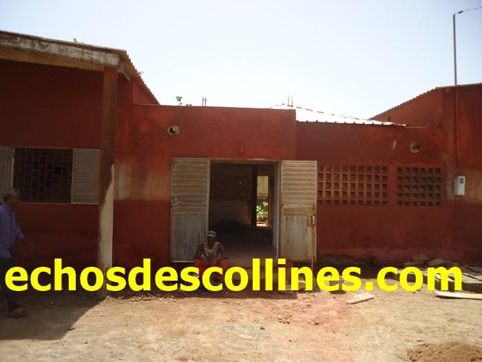 Kédougou: Coopération décentralisée,le planning familial de l'Isère réhabilite le foyer des femmes de Kédougou