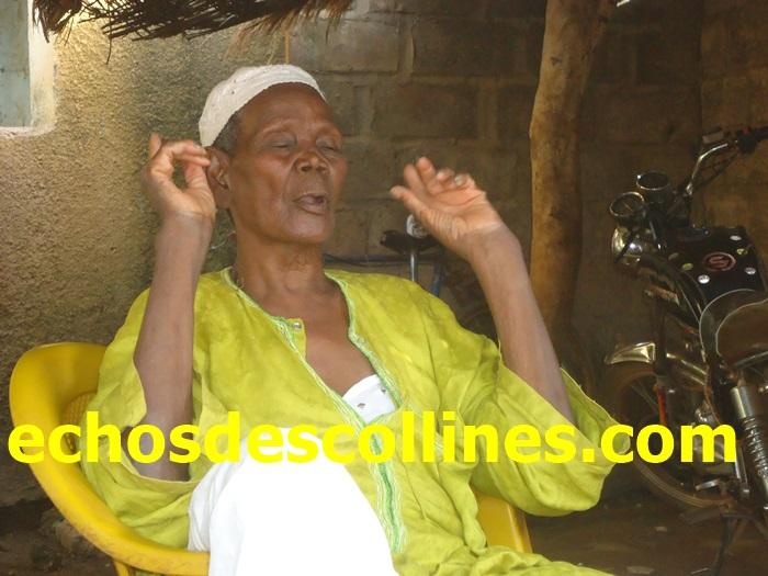 Elections locales à Kédougou: Moussa Diarra notable au quartier Fadiga:«Le vote ne nous a encore servi à rien.Nous allons voter pour le changement»