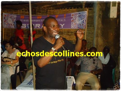 Elections locales ;Moustapha Guirassy fustige l'achat des consciences(vidéo)