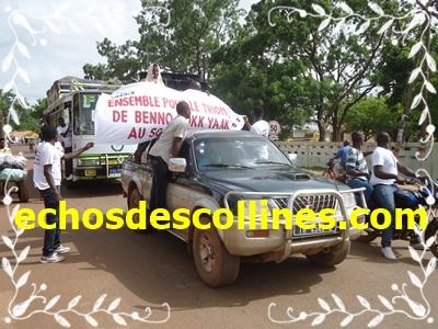 Kédougou: Electionslocales,les étudiants ressortissants de Kédougou, à la rescousse de BBY