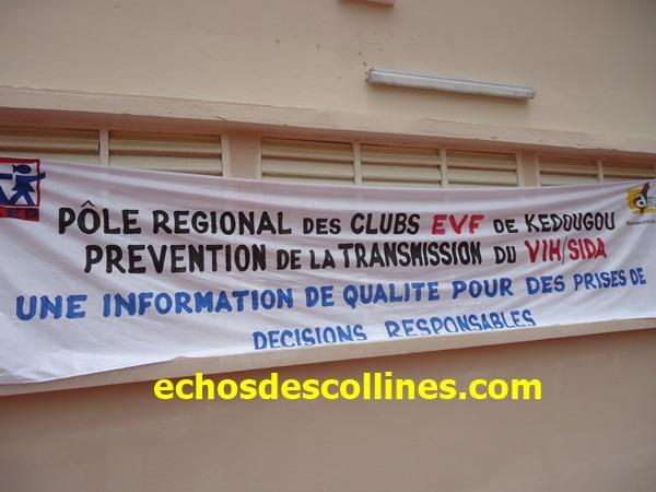 Kédougou: Thématiques émergentes et management des clubs EVF,une trentaine de professeurs outillés