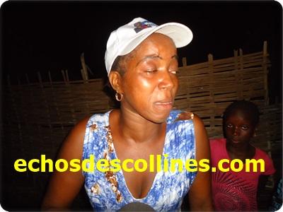 Kédougou: conflit foncier, Fatou Touré raconte le calvaire de sa famille