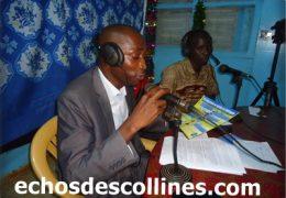 Le député maire de Kédougou Mamadou Hadji Cissé ,invité de kédougou fm(audio)