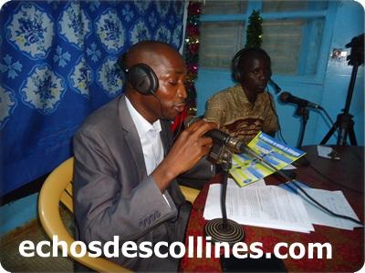 Hadji Cissé député maire de Kédougou,invité de la radio kédougou fm(vidéo)
