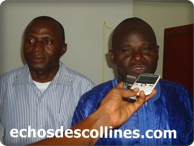 Kédougou: M Lessény Sy nouveau président du conseil départemental est installé