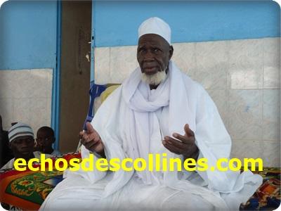 Kédougou, l'imam ratib de Madina Kénioto a tiré sa révérence