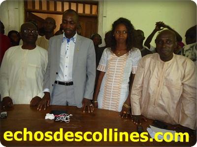 Kédougou: Passation de service au conseil municipal, Moustapha Guirassy, maire sortant brille par son absence