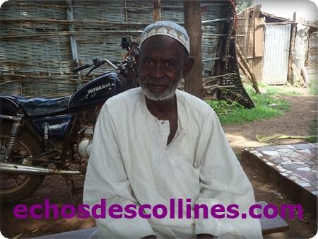 Kédougou: Thierno Saliou Sidibé, notable au quartier mosquée de Kédougou se confie