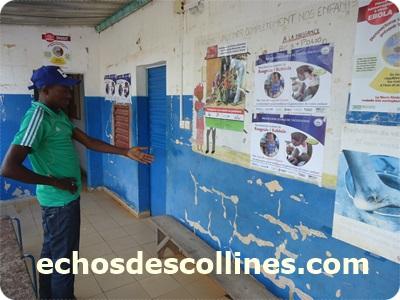 Kédougou: Le poste de santé de Fongolimbi,…