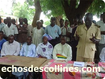Kédougou: passation de service à la mairie de Bandafassi