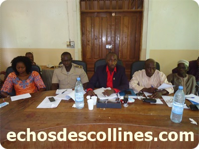 Kédougou: Le conseil municipal de Kédougou a tenu son premier conseil