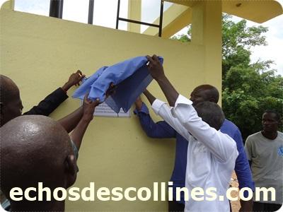 Kédougou: Le château d'eau de Bembou a été inauguré