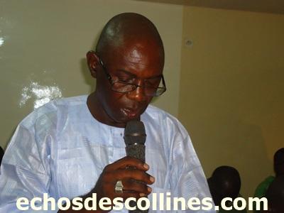 Kédougou: «M le président de la République, il faut prendre en compte les enseignants dans la politique d'habitat social»