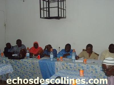 Kédougou: Le conseil départemental a tenu sa 1ère session
