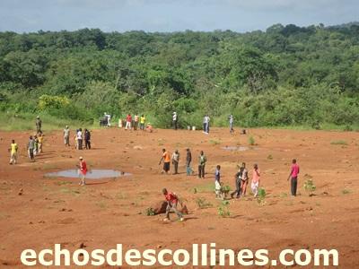 Kédougou: Mako Exploration Company donne un nouveau souffle à l'environnement
