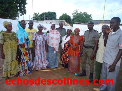 Kédougou : Soutien aux détenues de la MAC