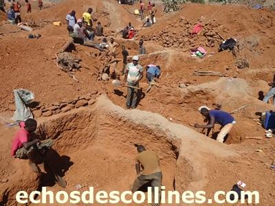 Kédougou: Réouverture des sites d'orpaillage, Docteur Habib Ndiaye, le médecin chef de région prévient