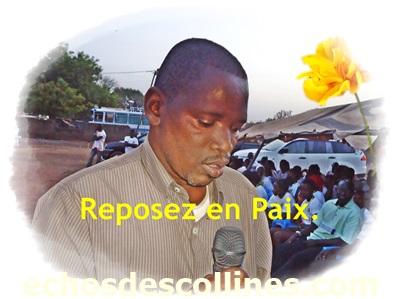 Nécrologie: Mamadou Sylla s'en est allé