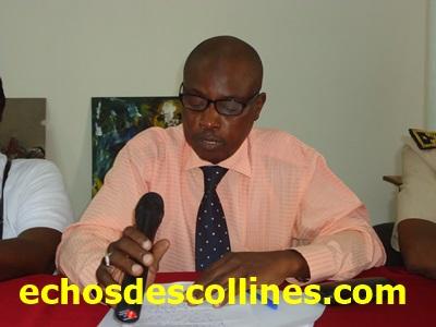 M Bou Fall, nouvel inspecteur de l'Education et de la Formation de Kédougou: «Je ne suis pas là pour faire plaisir à qui que ce soit. Celui qui ne peut pas soutenir le rythme sera…»