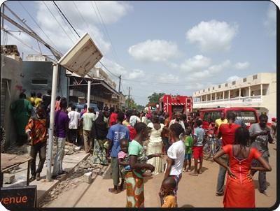 Kédougou,un drame évité de justesse (vidéo)