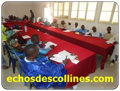Kédougou: Le conseil départemental a voté son 1er budget