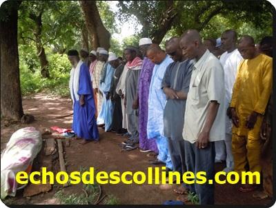 Kédougou: Le détenu tué a été finalement ….