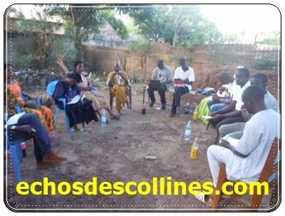 Emission  radio de la coalition de la société civile sur le projet CSTTAO