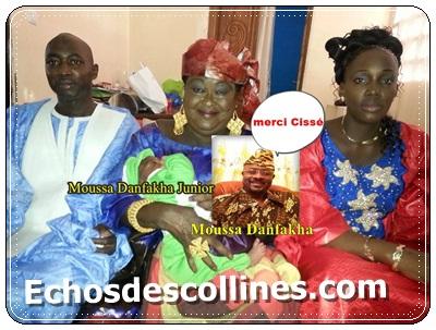 Kédougou: Naissance de Moussa Danfakha junior