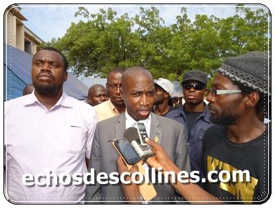 Kédougou: Langage de vérité de Mamadou Hadji Cissé député maire de Kédougou
